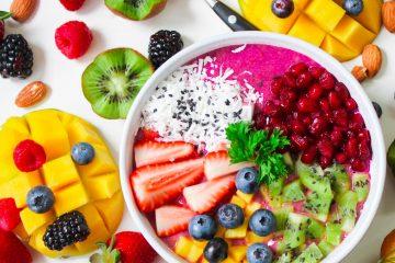 Dieta sana verano