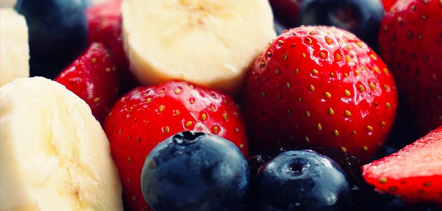 ¡Fruta siempre!