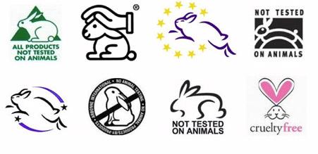 Símbolos identificativos maquillaje Cruelty Free