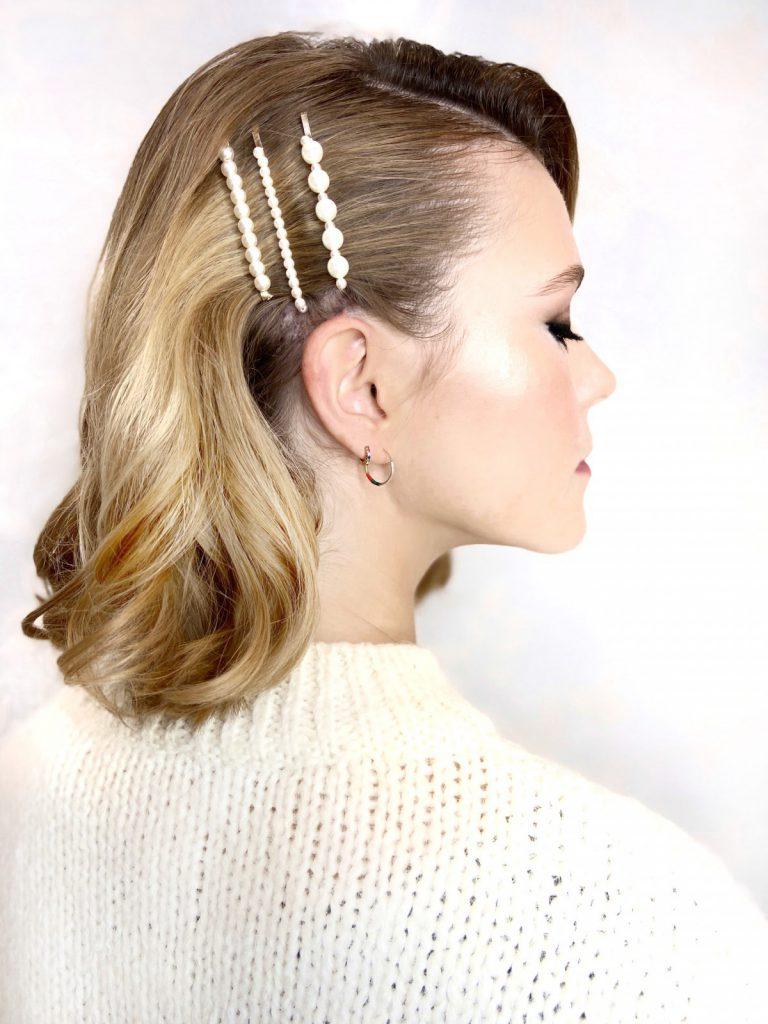 Ingrid Fernández realiza servicios de peluquería a domicilio en Barcelona