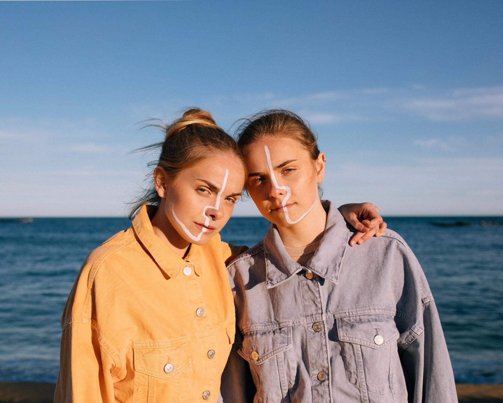 Maquillaje editorial por Lena Brandholm