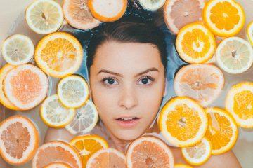 Usa tratamientos faciales contra el maskne