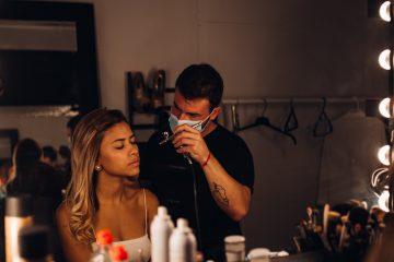 Oriol Moreno, maquillador en Barcelona
