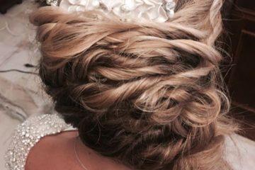Peinados boho para bodas 2021