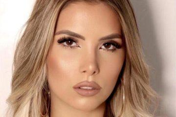Jessica Morales es una maquilladoras profesionales a domicilio en Barcelona