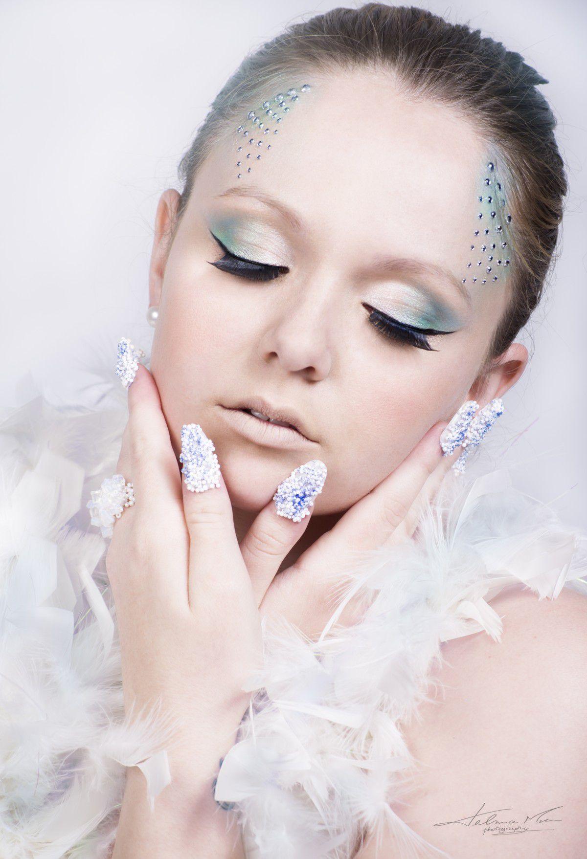 Maquilladoras profesionales a domicilio en Madrid