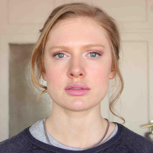 Monika Antero una de las maquilladoras profesionales a domicilio en Madrid