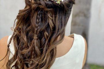 Peinados de bodas a domicilio en Buenos Aires, Argentina