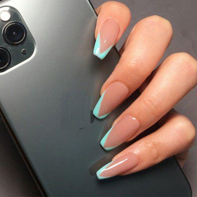 Tendencias en diseños de uñas 2021