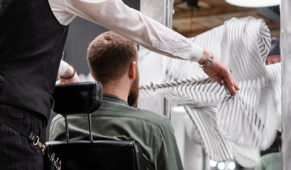 Servicio de peluquería a domicilio para caballeros y tendencias