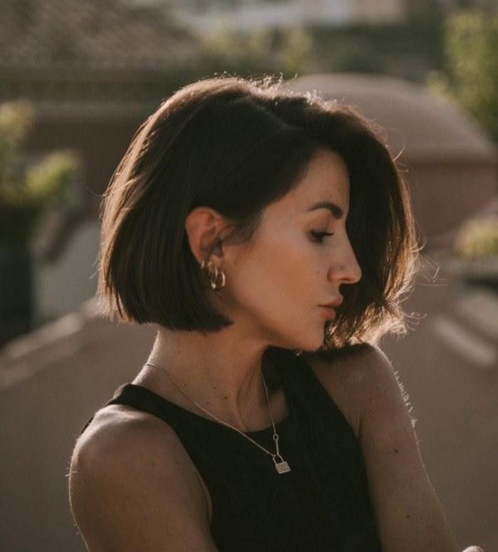 Cortes de pelo corto para mujer 2021, Alexandra Pereira